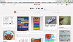 How To Share Your Pinterest Boards With Your Friends