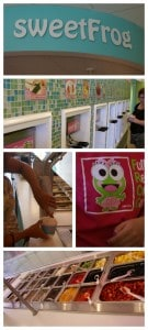 Daytripping –  Sweet Frog Grand Opening