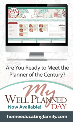 My Well Planned Day Digital Planner