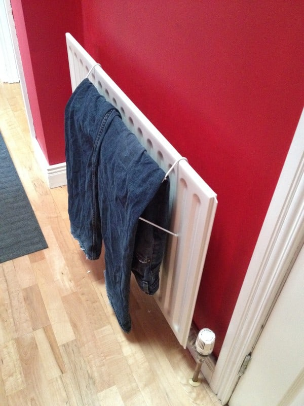 Drying Jeans Heater