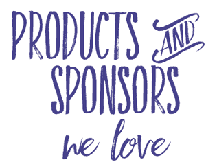 Products and Sponsors we Love