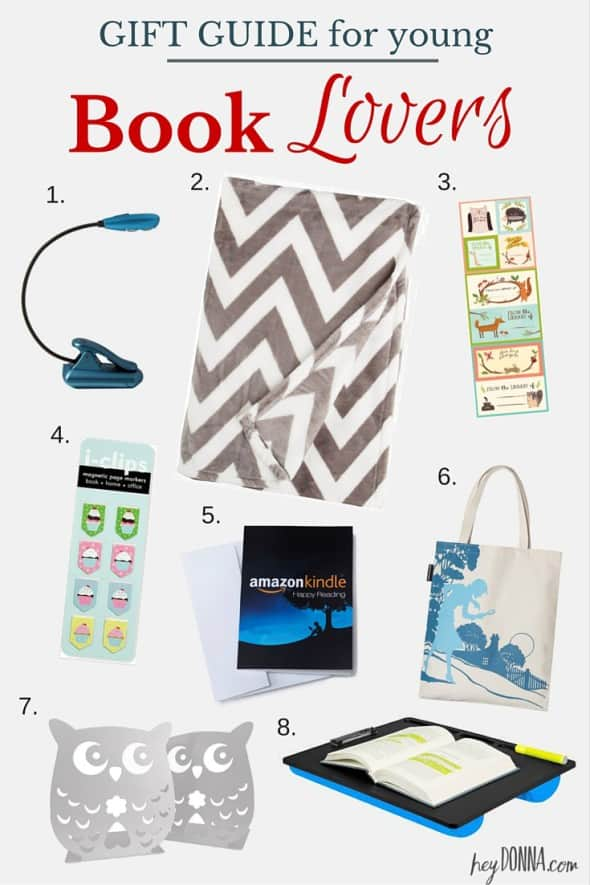 Gifts For Young Book Lovers Hey Donna