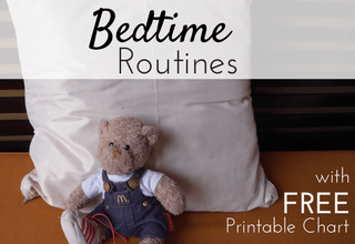 Bedtime Routines for Kids