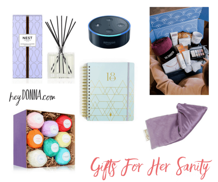 Gifts for Her Sanity